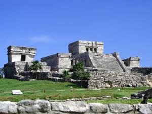 El Castillo, Tulum Mexico