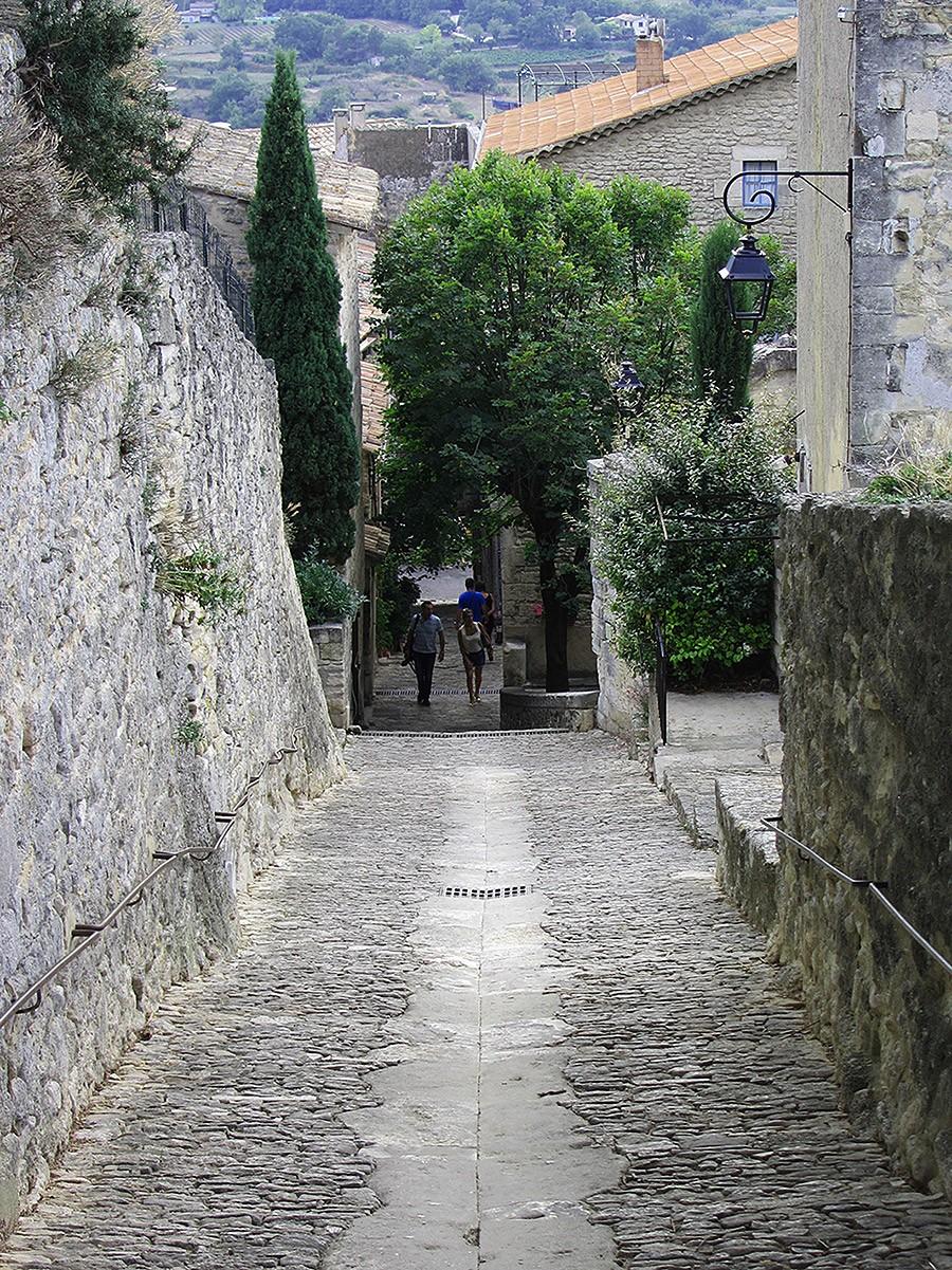 Rue de la Mairie, Bonnieux, Provence