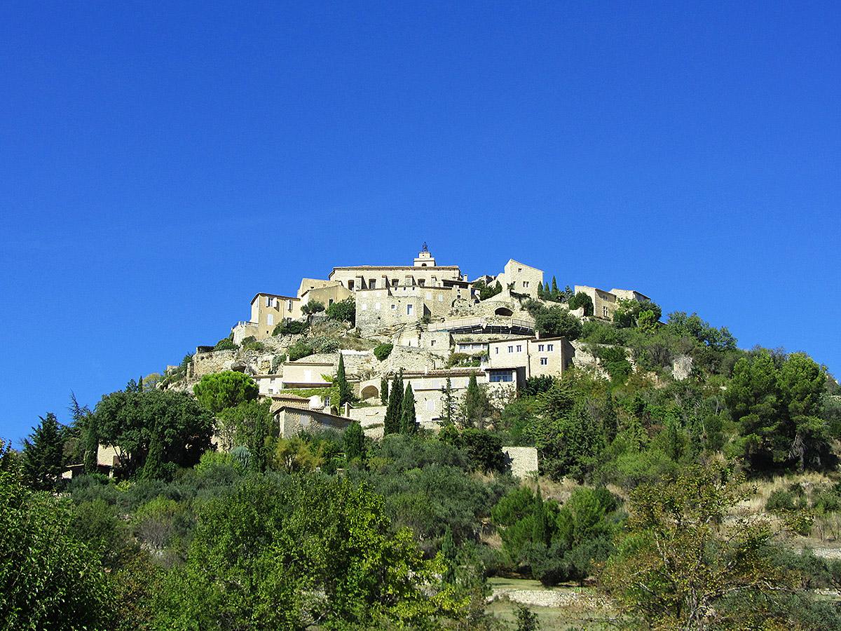 Village of Gordes, Provence, France