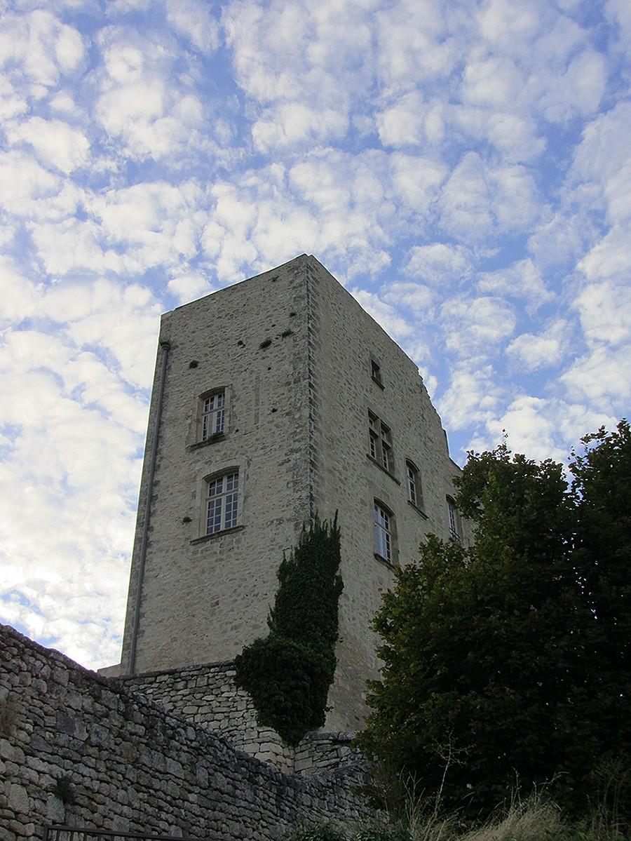Château de Lacoste, Provence, France