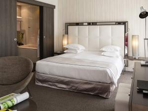 Terrace Junior Suite, Hotel Le Canberra, Cannes