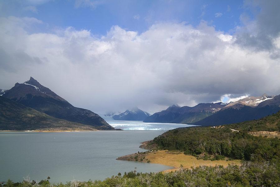 Los Glaciales National Park, Argentina