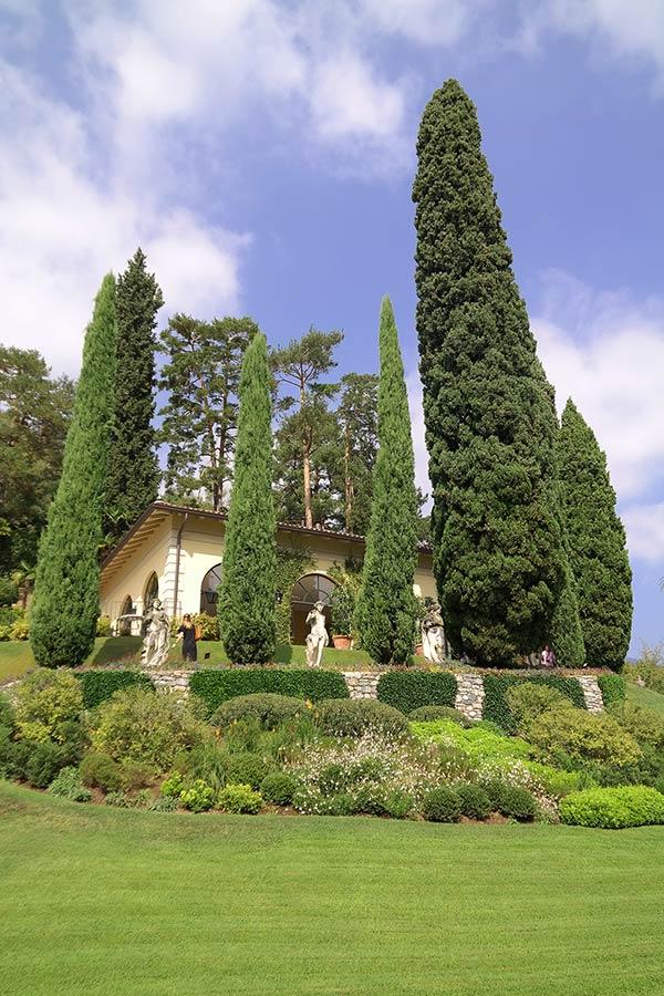 Villa del Balbianello Gardens, Lenno, Italy