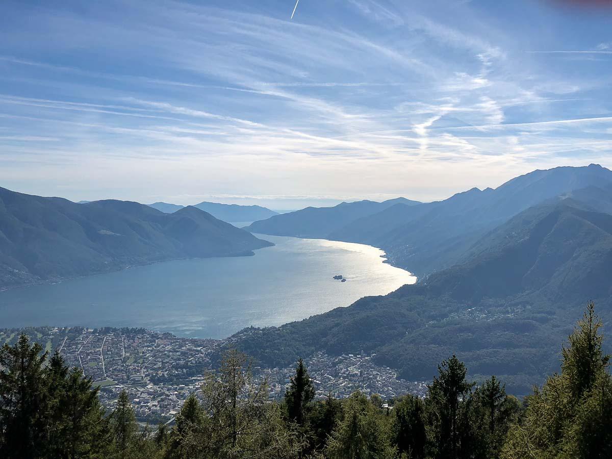 Cardada Observation Deck, Switzerland