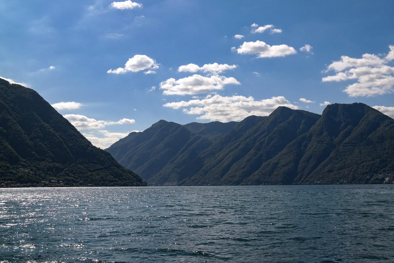 Monti Lariani, Lake Como, Italy