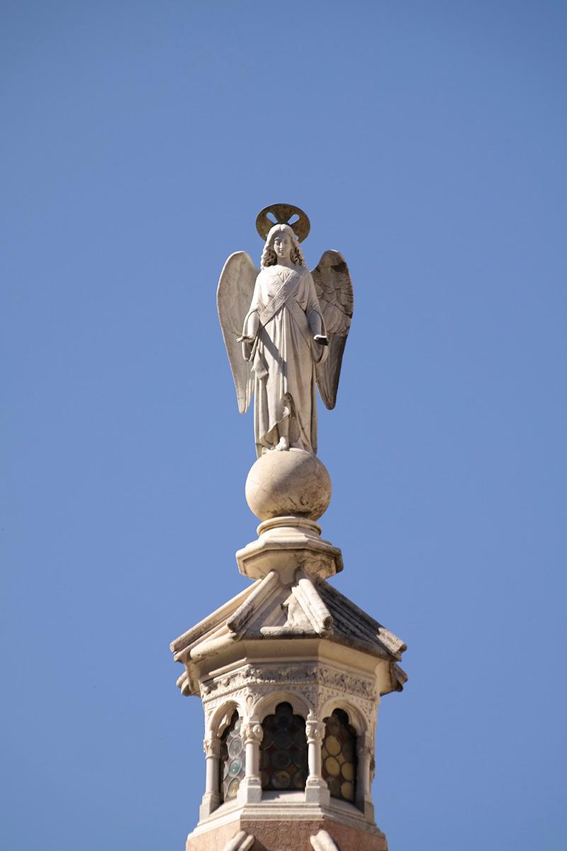 Battistero, Bergamo, Italia