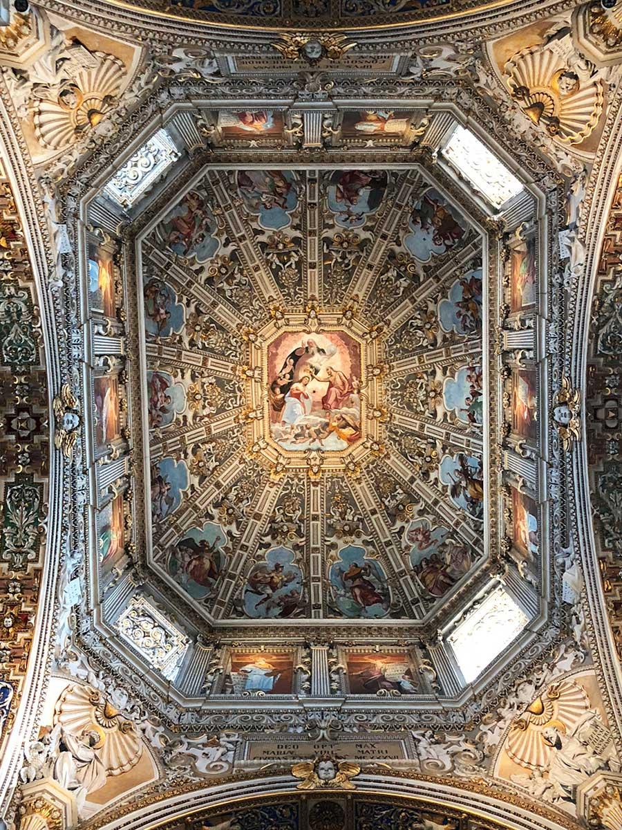 Basilica di Santa Maria Maggiore, Bergamo, Italy