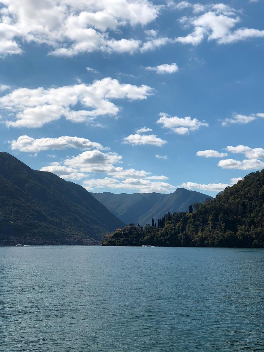 Lago di Como, Ramo di Como, Italy
