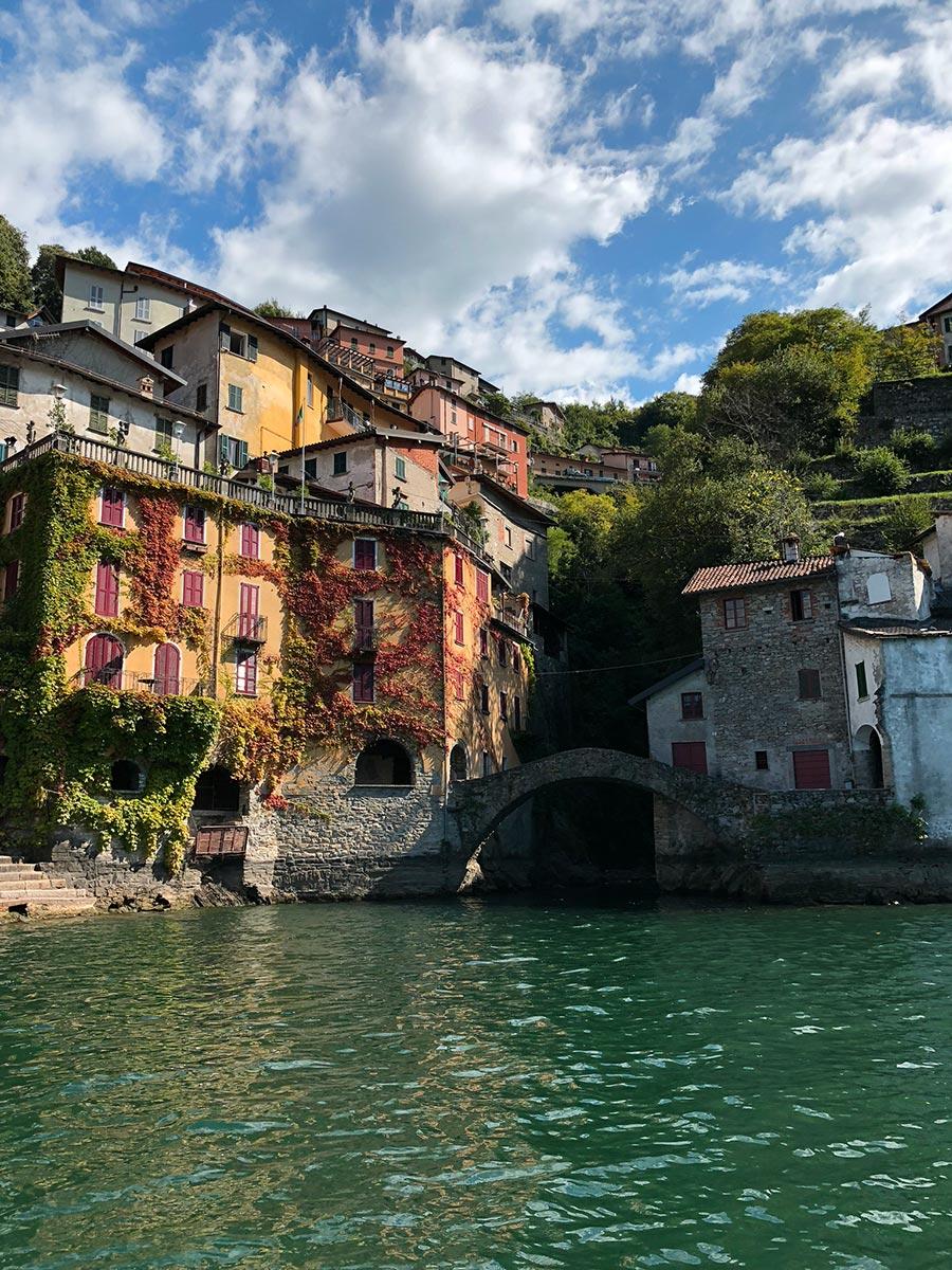 Orrido di Nesso, Lago di Como, Italia