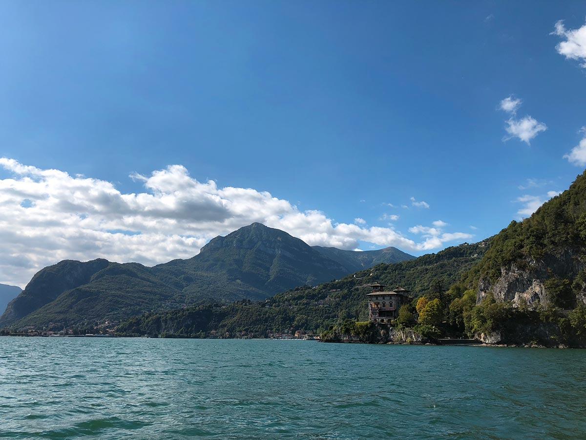 Villa La Gaeta, Lake Como, Italy