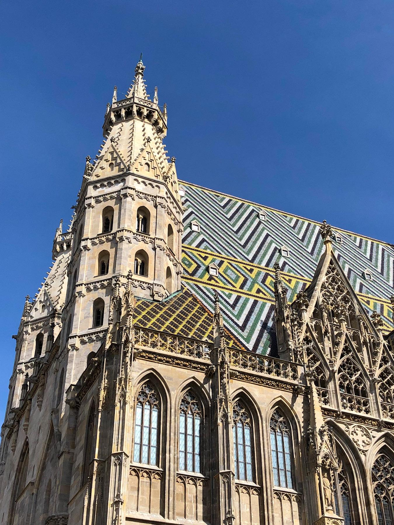 Domkirche Sankt Stephan, Vienna, Austria