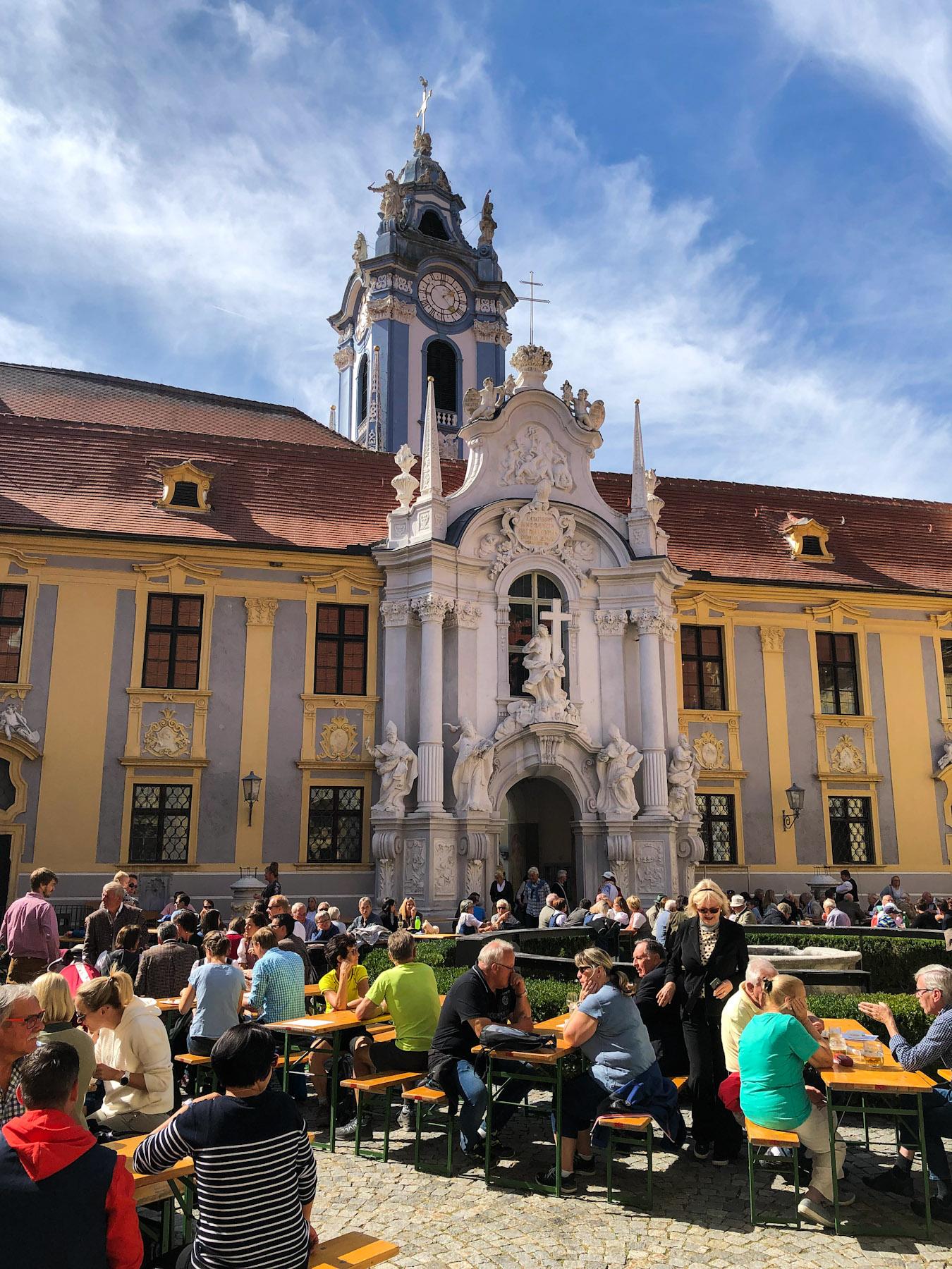Stift Dürnstein Festival, Dürnstein, Wachau, Austria