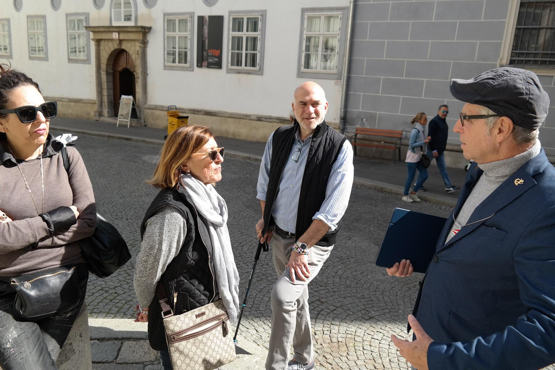 Walter Juraschek, Tour of Vienna, Austria