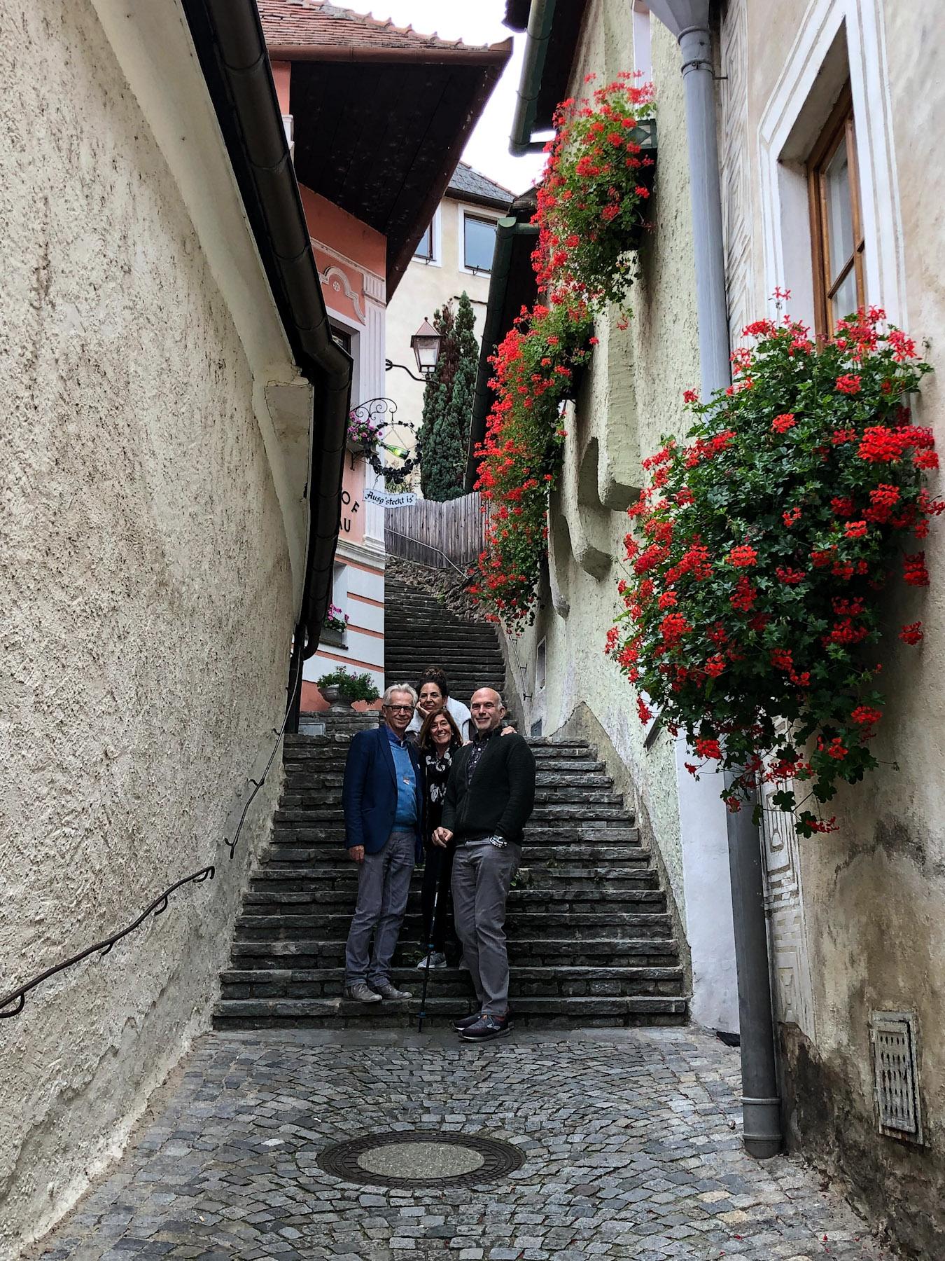 Weißenkirchen in der Wachau, Austria