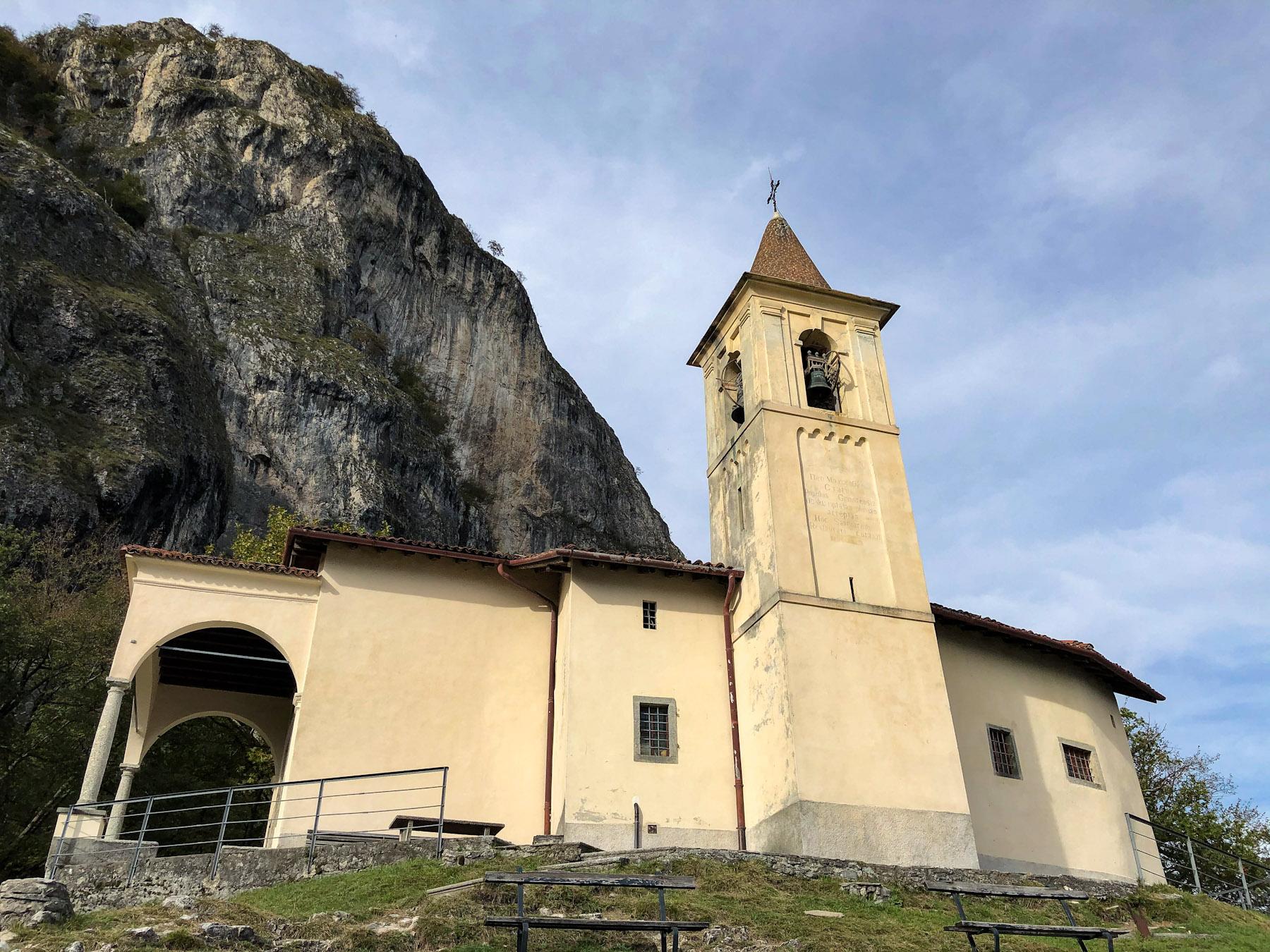 Chiesa di San Martino, Griante, Italy
