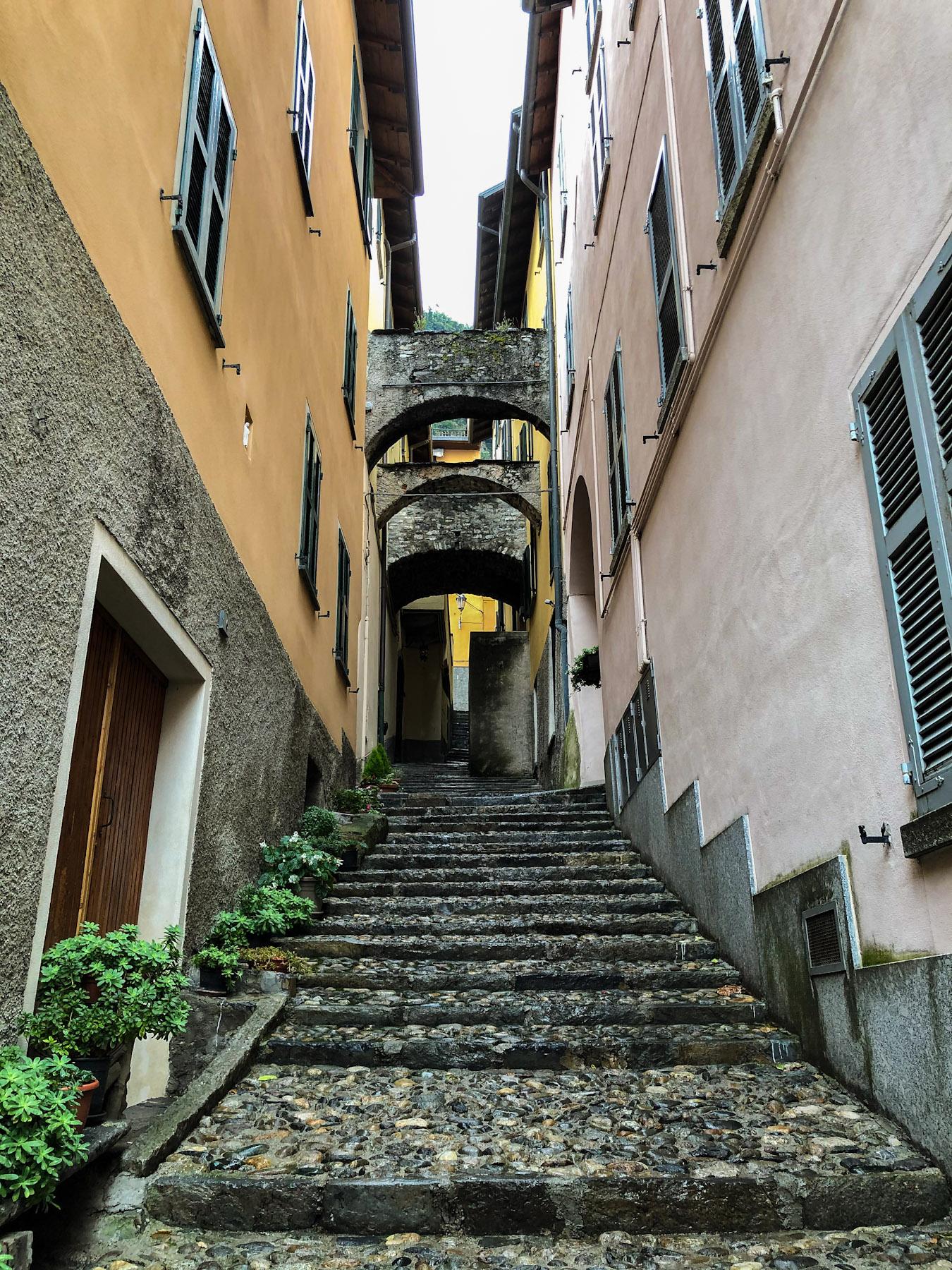 Contrada dell'Arco, Varenna, Italy