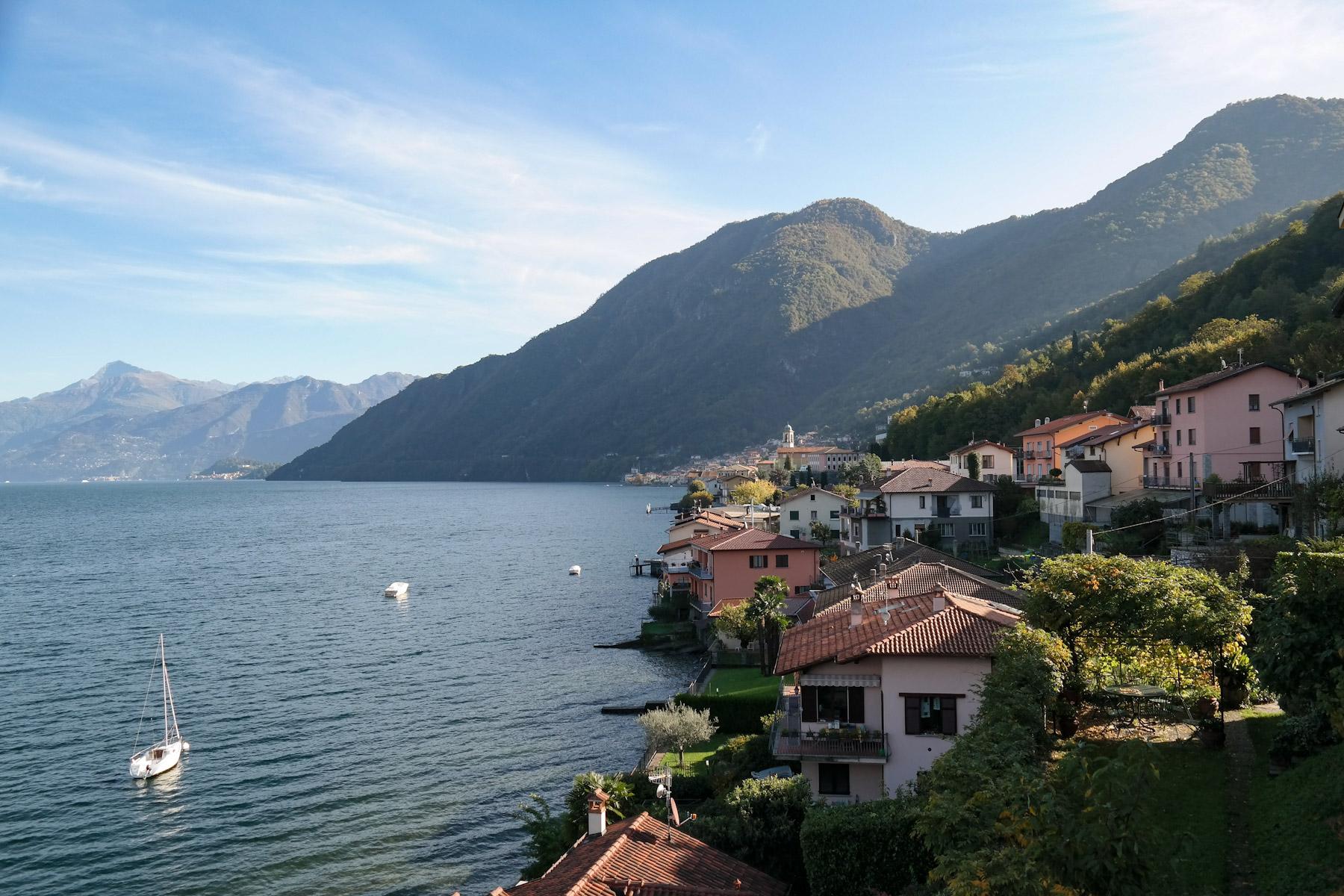 Room with a View at Filario Hotel on Lake Como, Lezzeno, Italy
