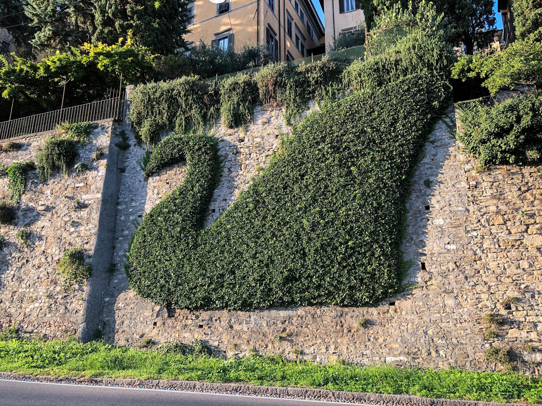 Viale delle Mura, Bergamo, Italy