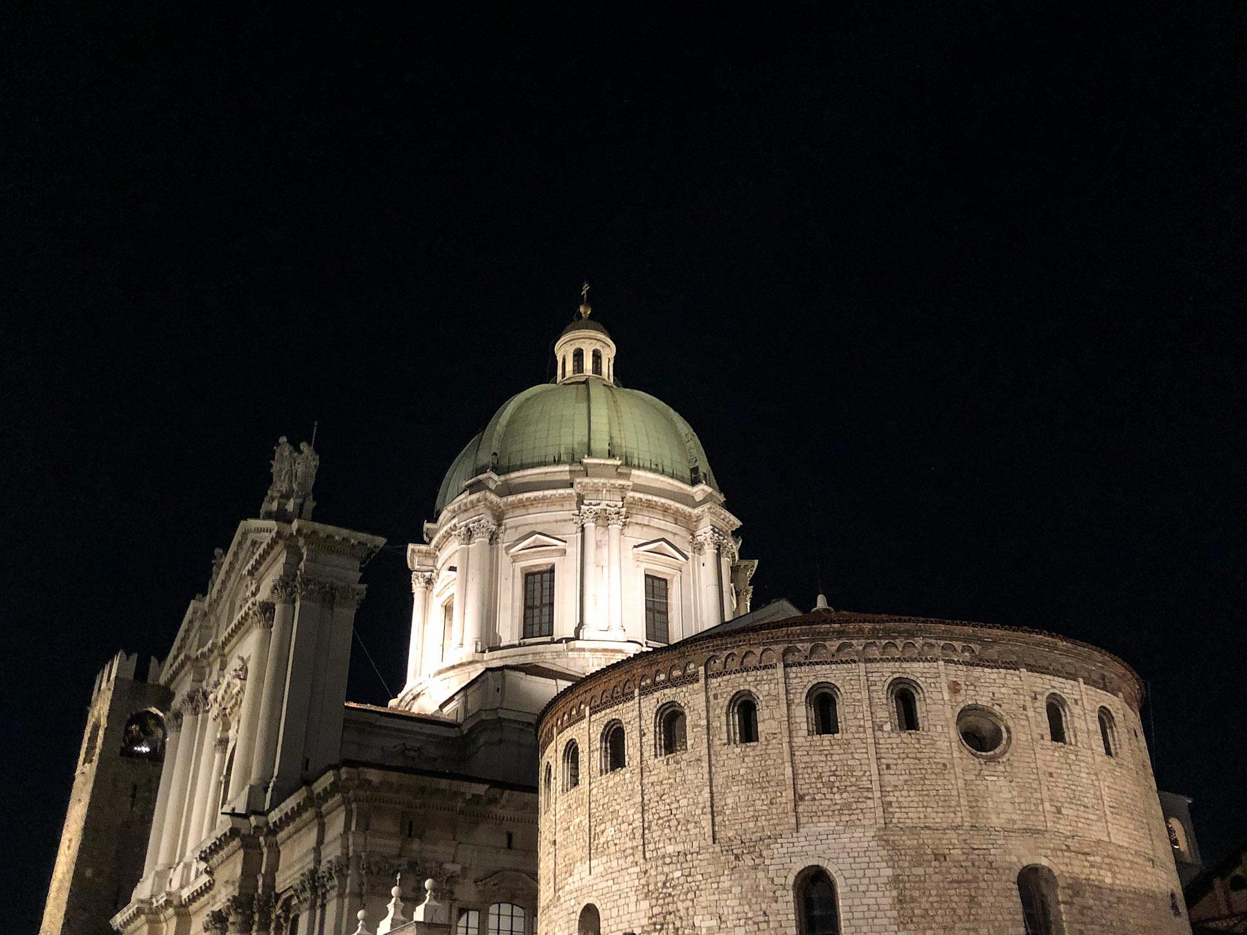 Duomo Vecchio, Brescia, Italy